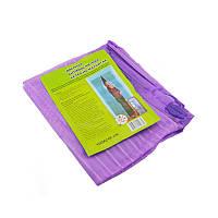 Дверная антимоскитная сетка на магнитах Magic Mesh Фиолетовая (hub_np2_0066)
