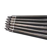 Стріли карбонові для цибулі Musen MSTJ-100B, фото 4