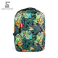 Рюкзак Punch Buzz tropical, зеленый, фото 1