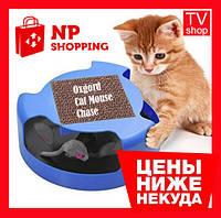 """Інтерактивна іграшка для котів """"злови мишку"""" Oxgord Cat Mouse Chase"""