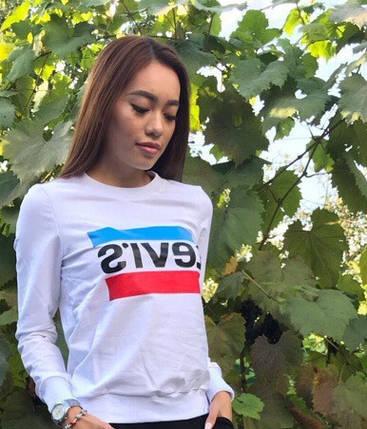 Модный свитшот LEVIS , размеры от 42 до 52, фото 2