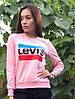 Модный свитшот LEVIS , размеры от 42 до 52, фото 3