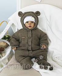 """Дитячий комбінезон для немовляти """"Ведмедик"""""""