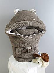 """Конверт для новорожденного """"Мишка"""""""