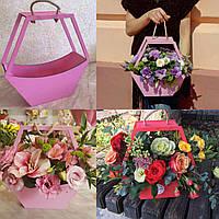 Ящик для цветов и декора - Лодочка
