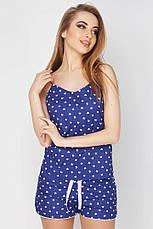 Женская пижама с сердцем, фото 2