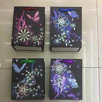 """Пакет бумажный подарочный """"Волшебство"""" 32*26*10см 12шт/уп C25270-1 (480шт)"""