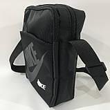 Сумка спортивная мужская / черная, фото 2