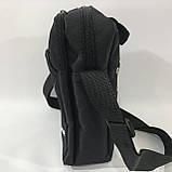 Сумка спортивная мужская / черная, фото 3
