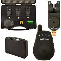 Набор сигнализаторов в кейсе (с пейджером) 3+1 SF23658 (10уп)