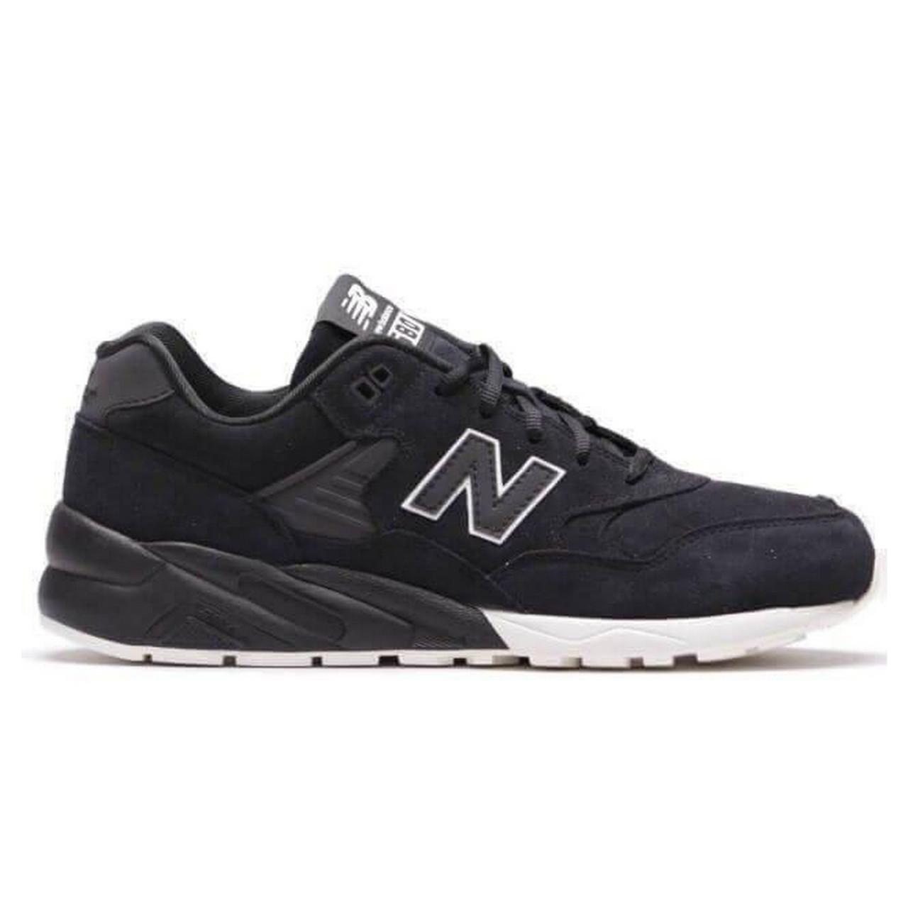 531eba438999 Кроссовки мужские New Balance 580 All Black (в стиле Нью Беланс ...