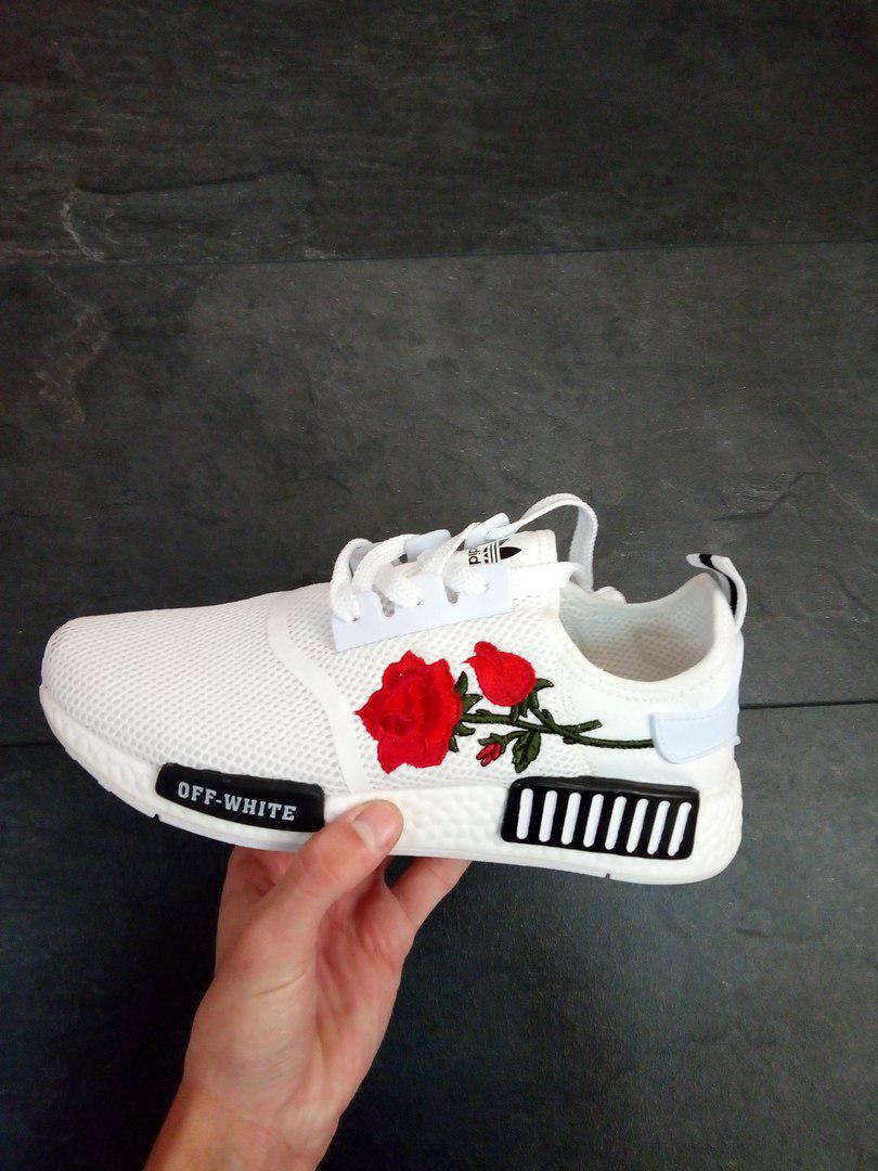 c0ee432f070290 Мужские кроссовки Adidas NMD off White, Копия, цена 1 280 грн ...