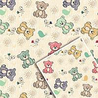 Подарочная упаковочная бумага УП - Детская №302