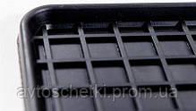 Коврики на Volkswagen Golf 4 1997-2003 Комплект из 2-х ковриков Черный в салон, фото 3