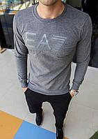 Крутые брендовые спортивные кофты Armani, Burberry, Givenchy 100% хлопок Рукав и низ на манжете Размеры: S-XXL, фото 1