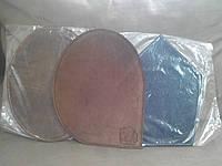 Кожаный коврик для мыши (капелька)