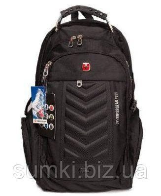 Рюкзак SwissGear ортопедический с USb выходом - Уценка