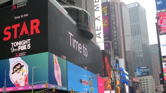 Раздел Платье летучая мышь - фото teens.ua - Нью-Йорк,Таймс сквер