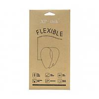 "Гибкая защитная пленка-силикон ""XP-thik"" Flexible Full Cover для Meizu 15 / Meizu 15 Lite"