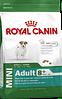 Royal Canin mini adult 8+ сухой корм для взрослых собак малых пород старше 8 лет - 800 г
