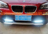 DRL штатные дневные ходовые огни LED- DRL для BMW X1 2009-2013