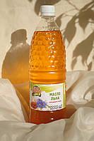 1л льняное масло холодного отжима  ТМ Good Taste