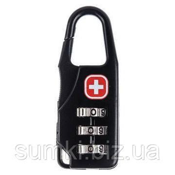 Кодовый замок Swissgear на сумку, рюкзак и чемодан