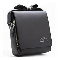 Мужская сумка Kangaroo Kingdom Black