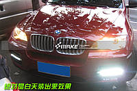 DRL штатные дневные ходовые огни LED- DRL для BMW X6 2009-2014