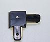 """Переходник для рейлов """"L""""-1-PHS ADAPTER угловой для трековых светильников"""