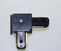 """Переходник для рейлов """"L""""-1-PHS ADAPTER угловой для трековых светильников, фото 1"""