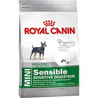 Royal Canin Mini digestive сухой корм для собак малых пород с чувствительным пищеварением - 1 кг