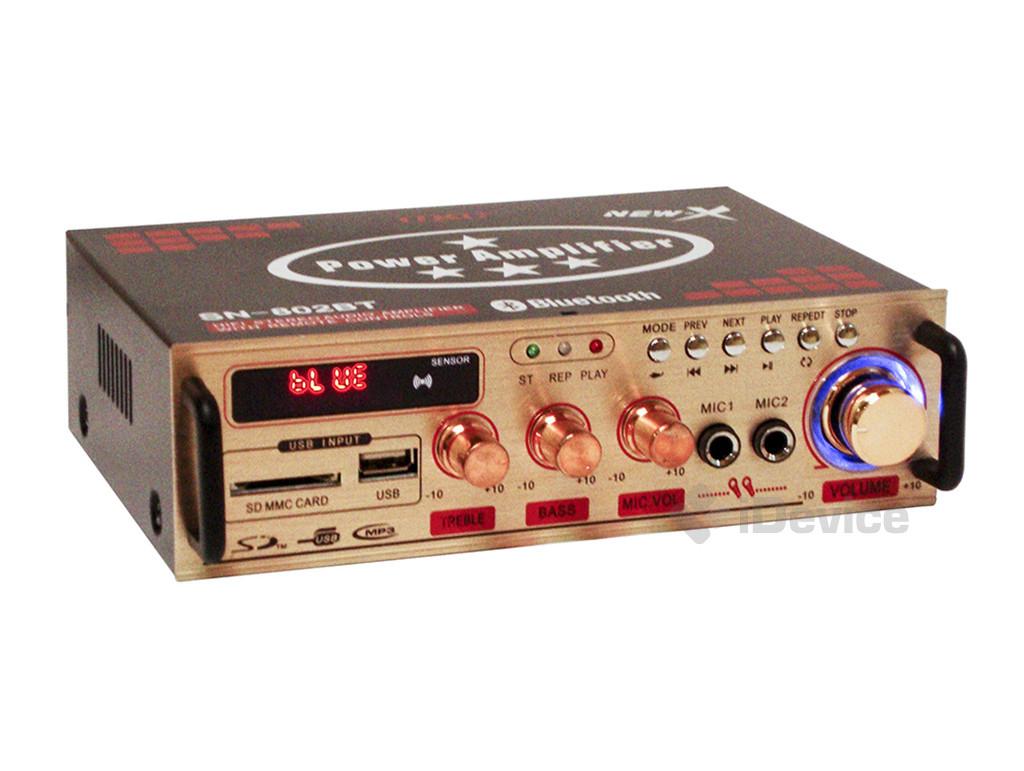 Усилитель звука UKC SN-802BT Bluetooth