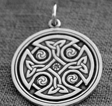 """Языческий оберег """"Кельтский крест"""""""
