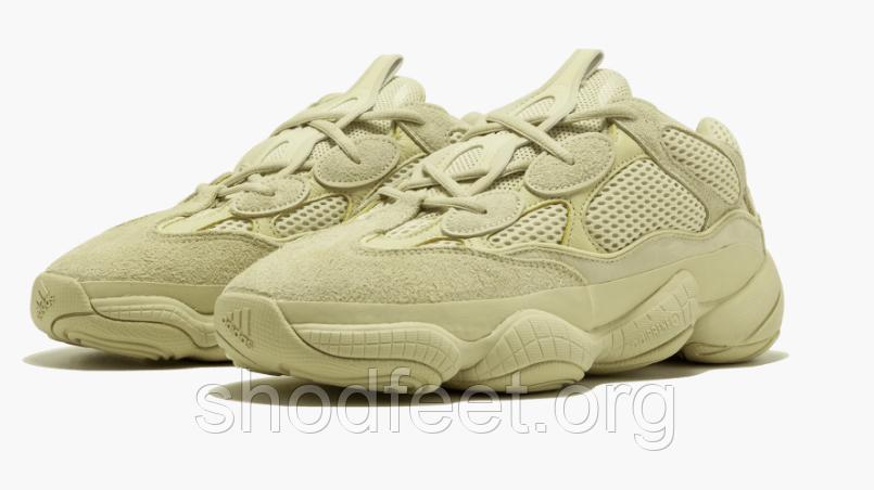 33c18962 Мужские кроссовки Adidas Yeezy 500