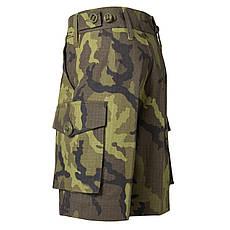 Детские камуфляжные шорты для мальчиков камуфляж Лес аналог военных шорт армии Британии, фото 2