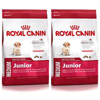 Royal Canin Medium Junior сухой корм для щенков средних пород до 12 месяцев - 1 кг