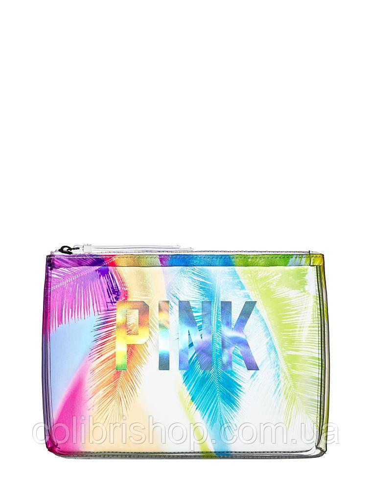 Косметичка от Victoria's Secret Prism Palm Pouch