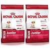 Royal Canin Medium Junior сухой корм для щенков средних пород до 12 месяцев - 4 кг
