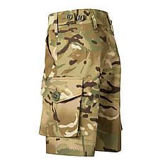 Детские камуфляжные шорты для мальчиков камуфляж MTP аналог военных шорт армии Британии, фото 2