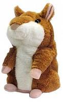 Интерактивная игрушка Хомяк 15 см (Повторюха) SP58001 Код:426317049
