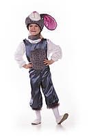 Карнавальный костюм Заяц серый купить