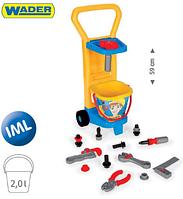 """Игровой набор """"Маленький механик"""" Wader 10776"""