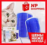 Щітка масажер для котів Catit
