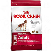 Royal Canin Medium Adult сухой корм для взрослых собак средних пород старше 12 месяцев - 15 кг