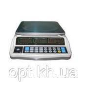 Торговые весы ВТЕ-Т1 (30 кг) (255х305мм)