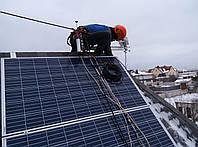 Солнечные панели продажа и установка