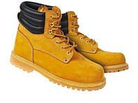 Ботинки кожаные (нубук) с усиленным носком BRFARMER Y