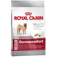 Royal Canin Medium Dermacomfort (раздражение кожи и зуд) - 3 кг