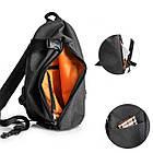 Сумка рюкзак c водоотталкивающим покрытием, фото 6